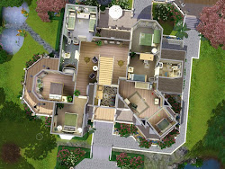 floor sims plans mansion houses second victorian plan layouts designs lots wisteria hill grand estate ruthless simple furnished blueprints kk