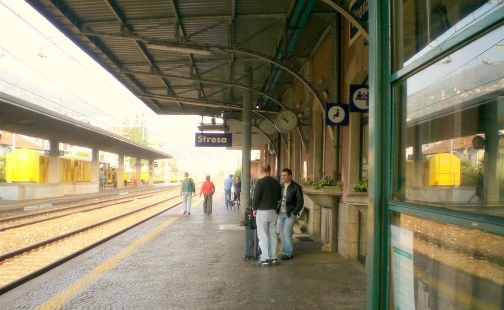 train milan to stresa - photo#1