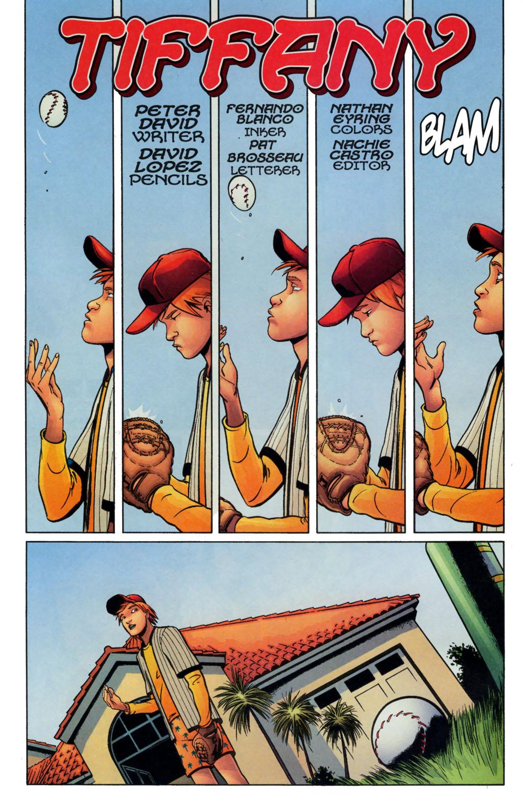 Read online Fallen Angel (2003) comic -  Issue #13 - 3