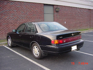 toyota camry xle 1994 toyota camry 4 dr xle v6 sedan. Black Bedroom Furniture Sets. Home Design Ideas