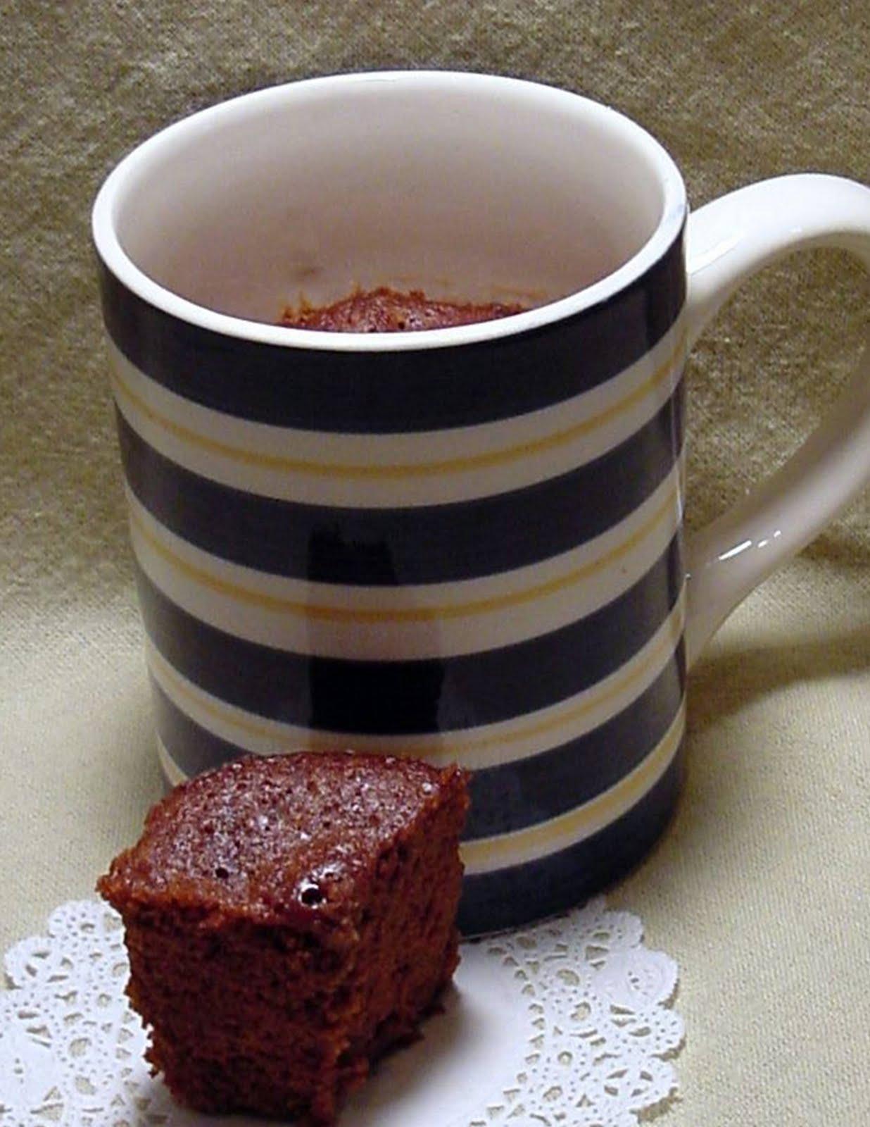 Cake Mix Mug Cake Microwave Easy