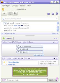 Yahoo! Messenger 0. 8. 288 download for windows / old versions.