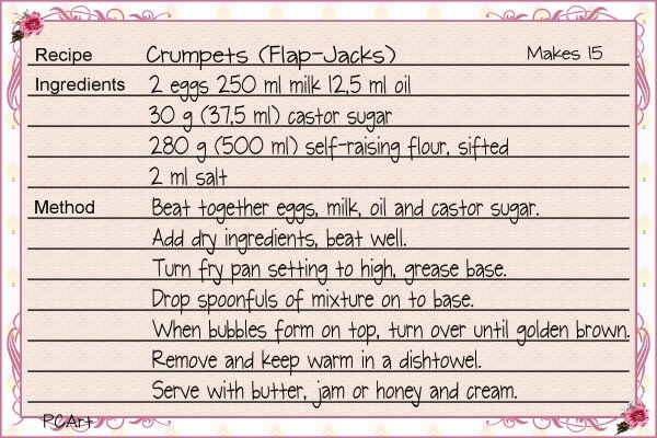 Wonderful Waste Of Time A Blank Lines Template for Recipe Card