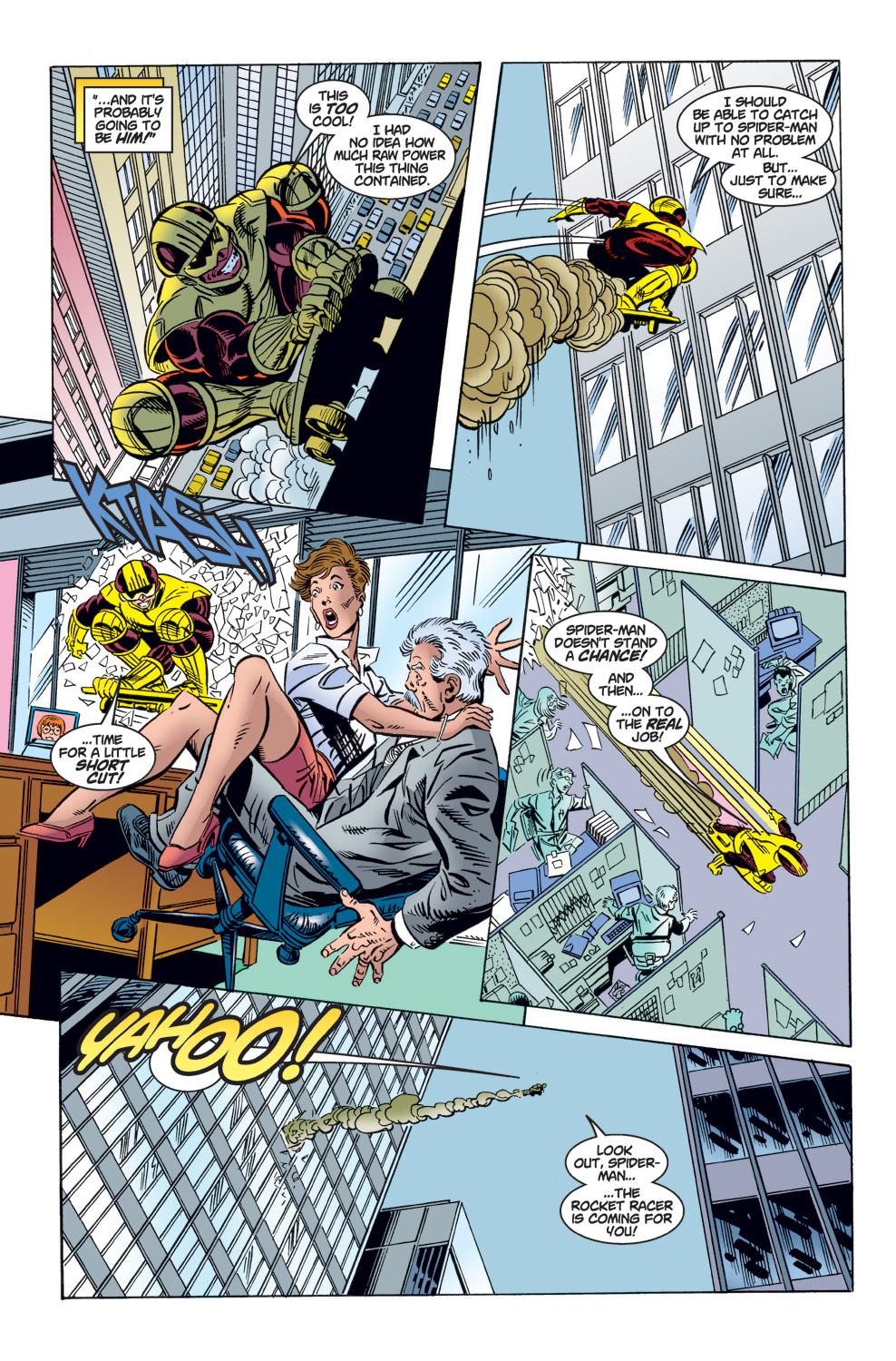 The Amazing Spider-Man (1999) 13 Page 12