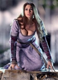Monica Belluci is so sexy! - The Sorcerer's Apprentice Movie