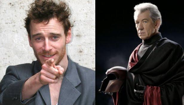 Magneto Schauspieler