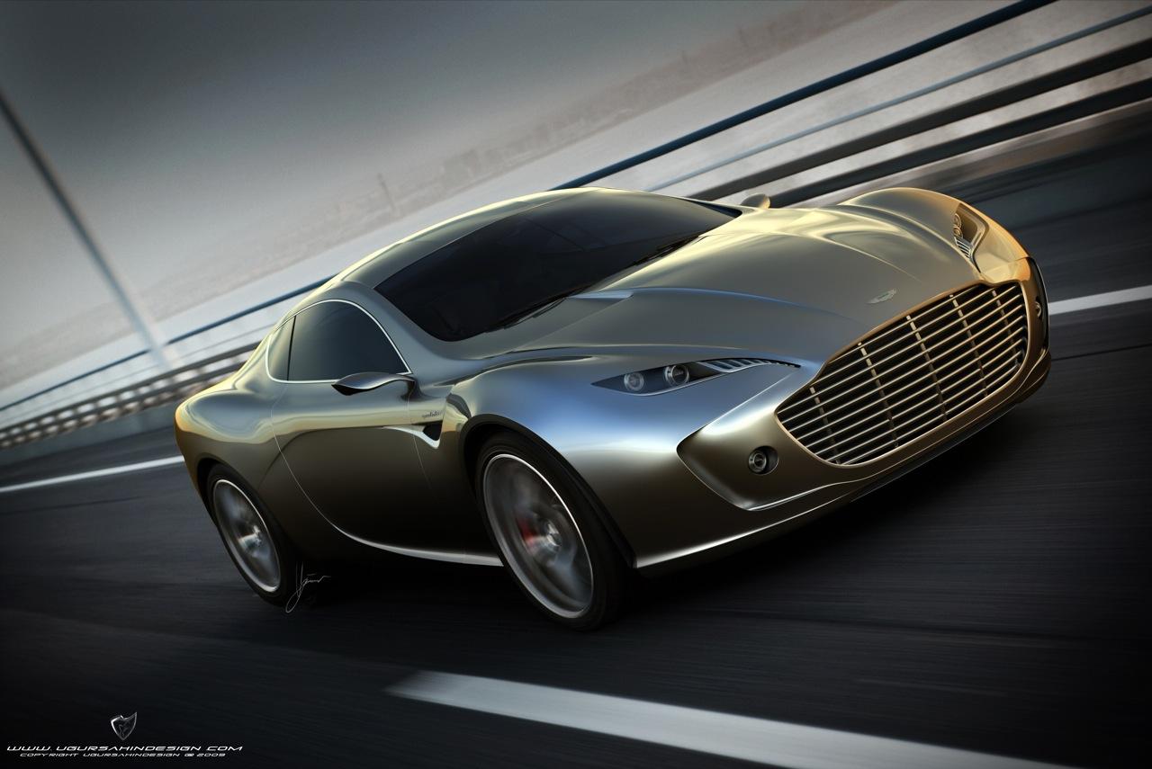 Ugur Sahin Design Aston Martin Gauntlet