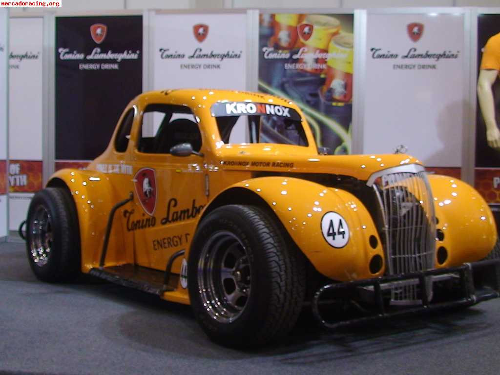 GasCap Motor's Blog: Legend's Car, a small race car from the