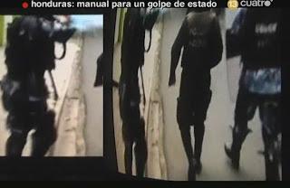 caratula documental Honduras - manual para un golpe de estado