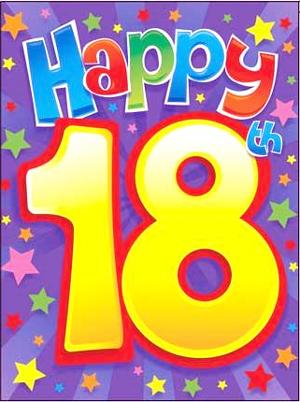 Happy 18th Birthday Michele