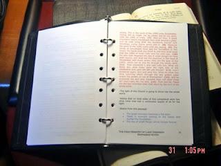 The Barnabas Blog: The Discipline of Study -- J  H  Osborne