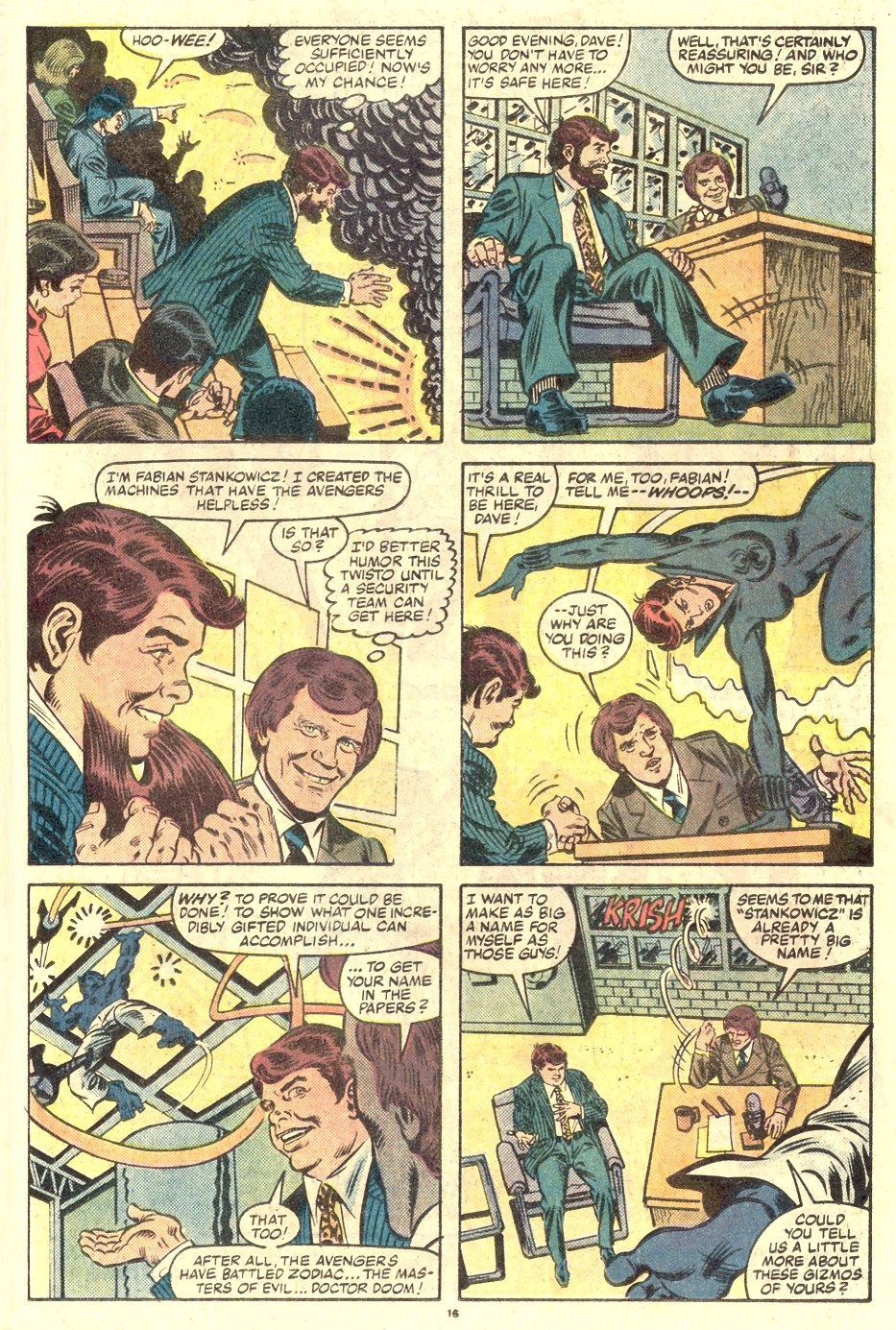 The Avengers (1963) 239 Page 16
