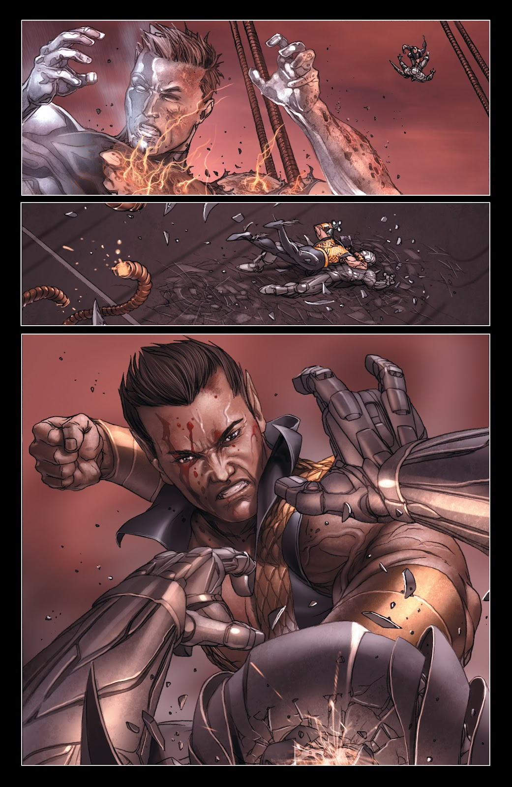 Read online X-Men: Second Coming comic -  Issue # _TPB (Part 3) - 14