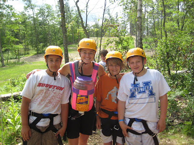 Bringing Joy To The World One Cheeseball At A Time Ziplining At