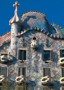 They Remind Me Of Cartoon Castles Or Bakery Cakes Quite Different From The Mudejar Style Buildings And Churrigueresque Architecture
