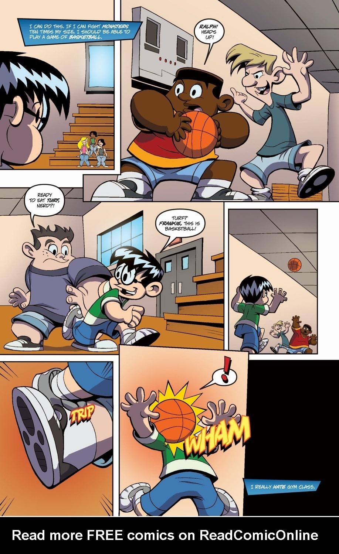 Read online Ralph Filmore comic -  Issue # Full - 73