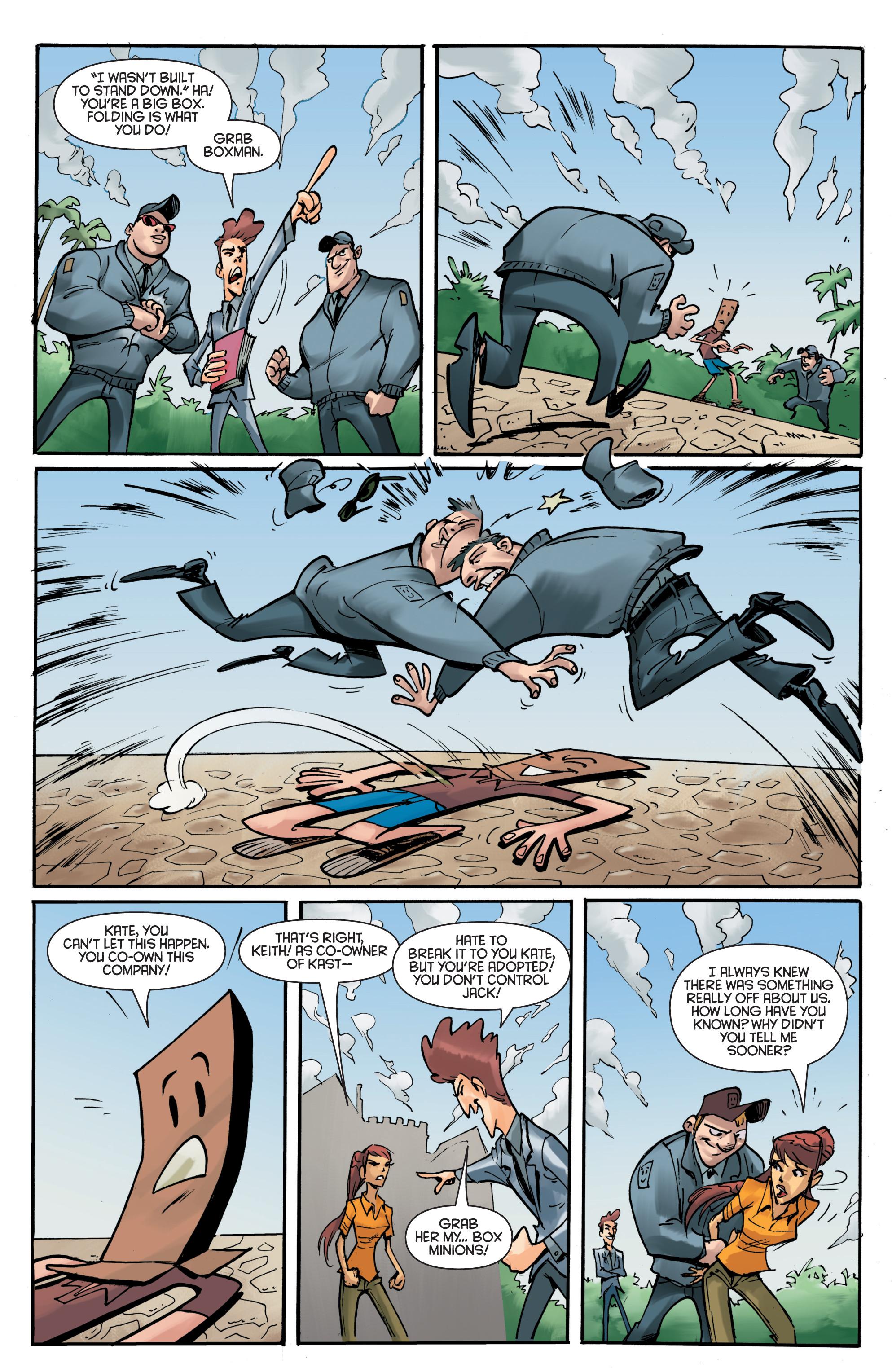 Read online Smosh comic -  Issue #5 - 19