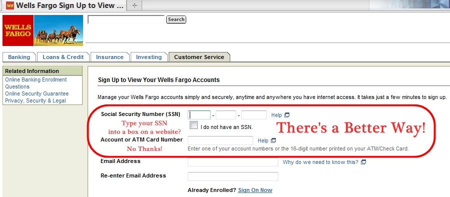 Banking Offers To Pincept Tips Keep Wells Fraud For Holidays Prevention Online Fargo Happy com