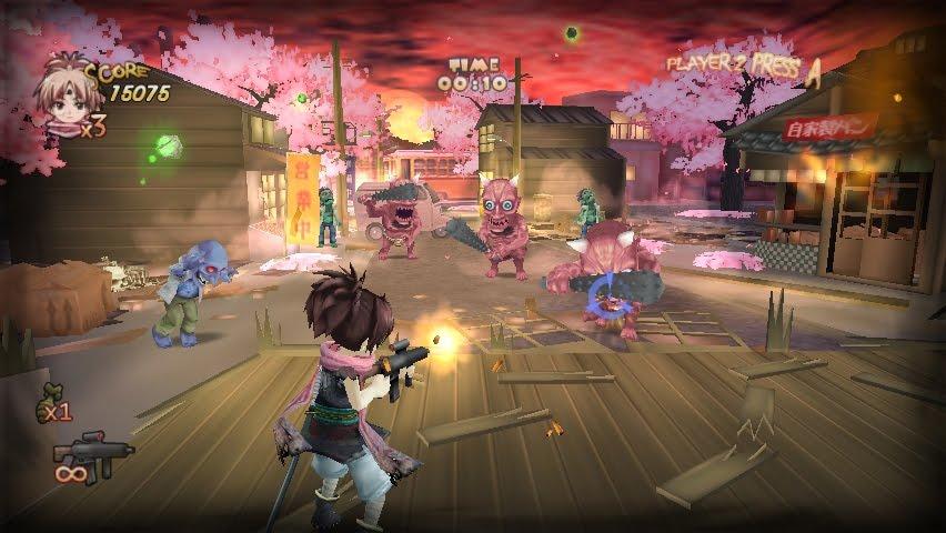 Trucos Y Guias Wii Zombie Panic In Wonderland Trucos Del Juego