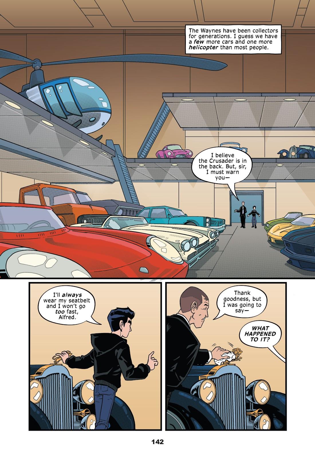 Read online Green Lantern: Legacy comic -  Issue # TPB - 139