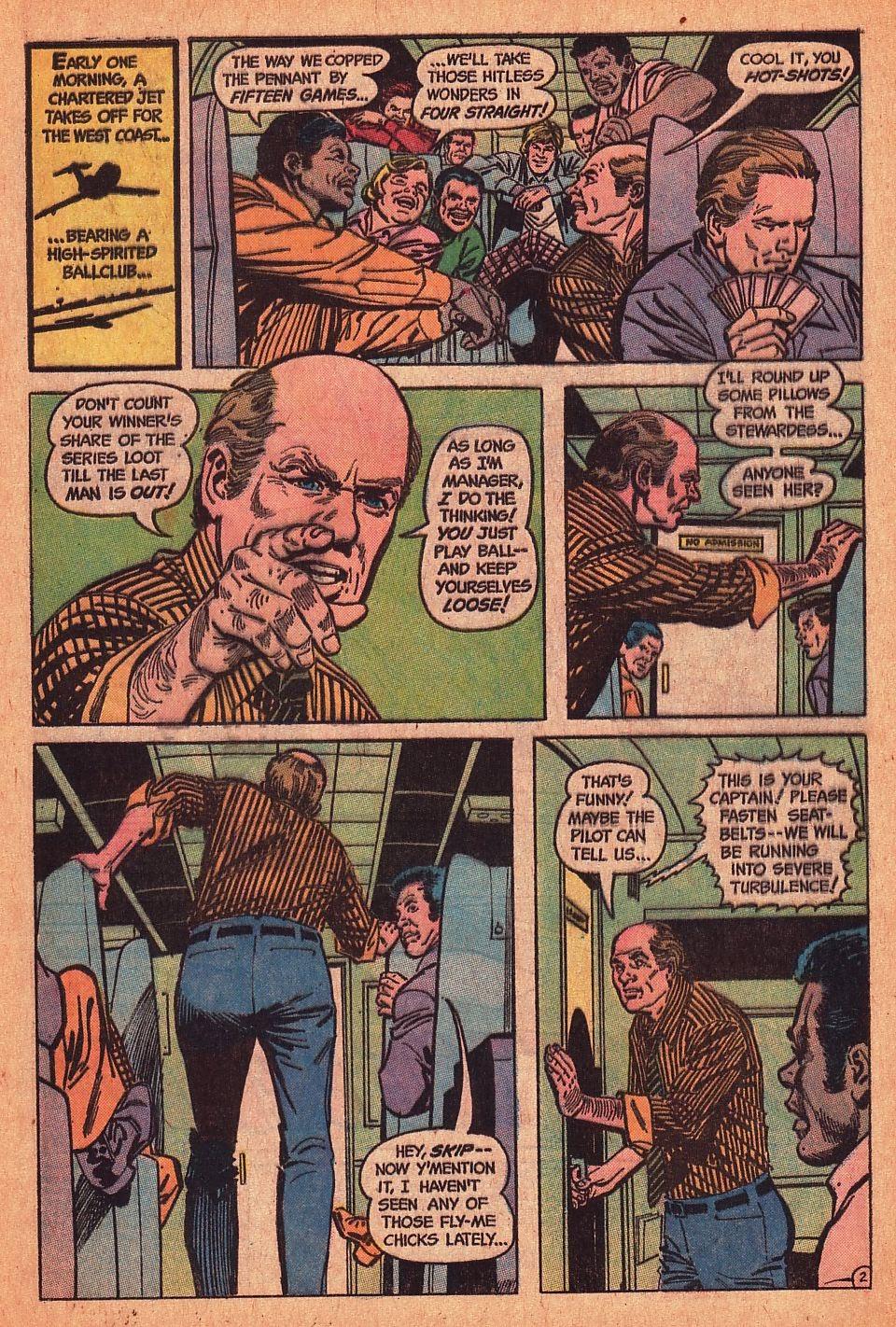 Strange Sports Stories (1973) 1 Page 3