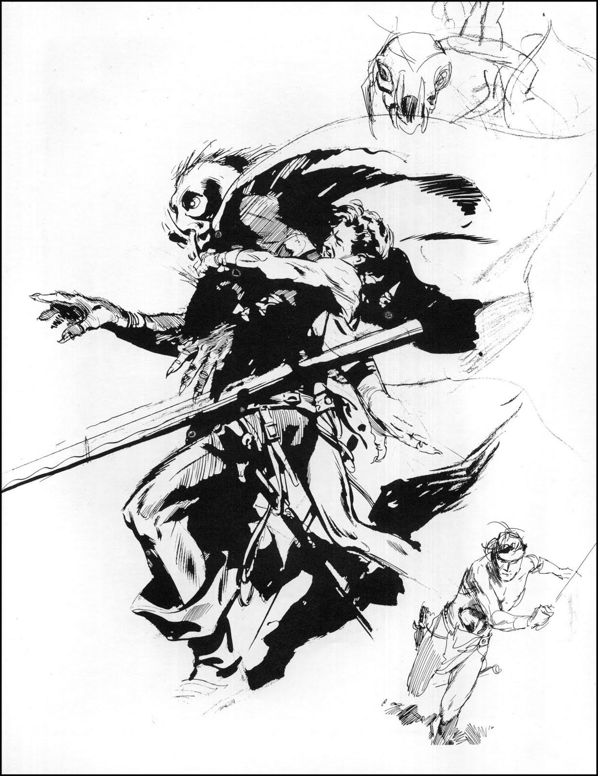 Cap'n's Comics: Al Williamson