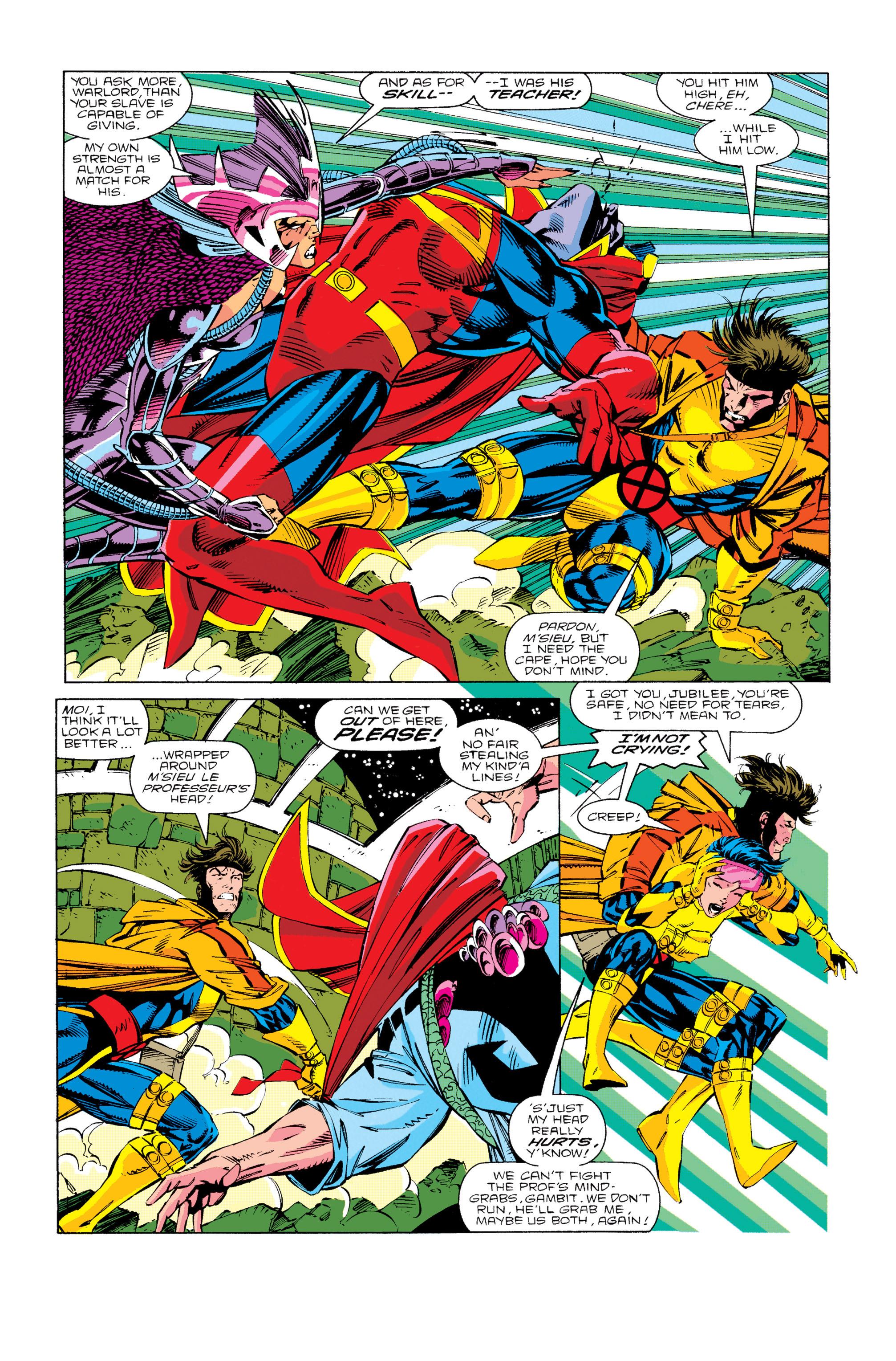 Read online Uncanny X-Men (1963) comic -  Issue #276 - 6