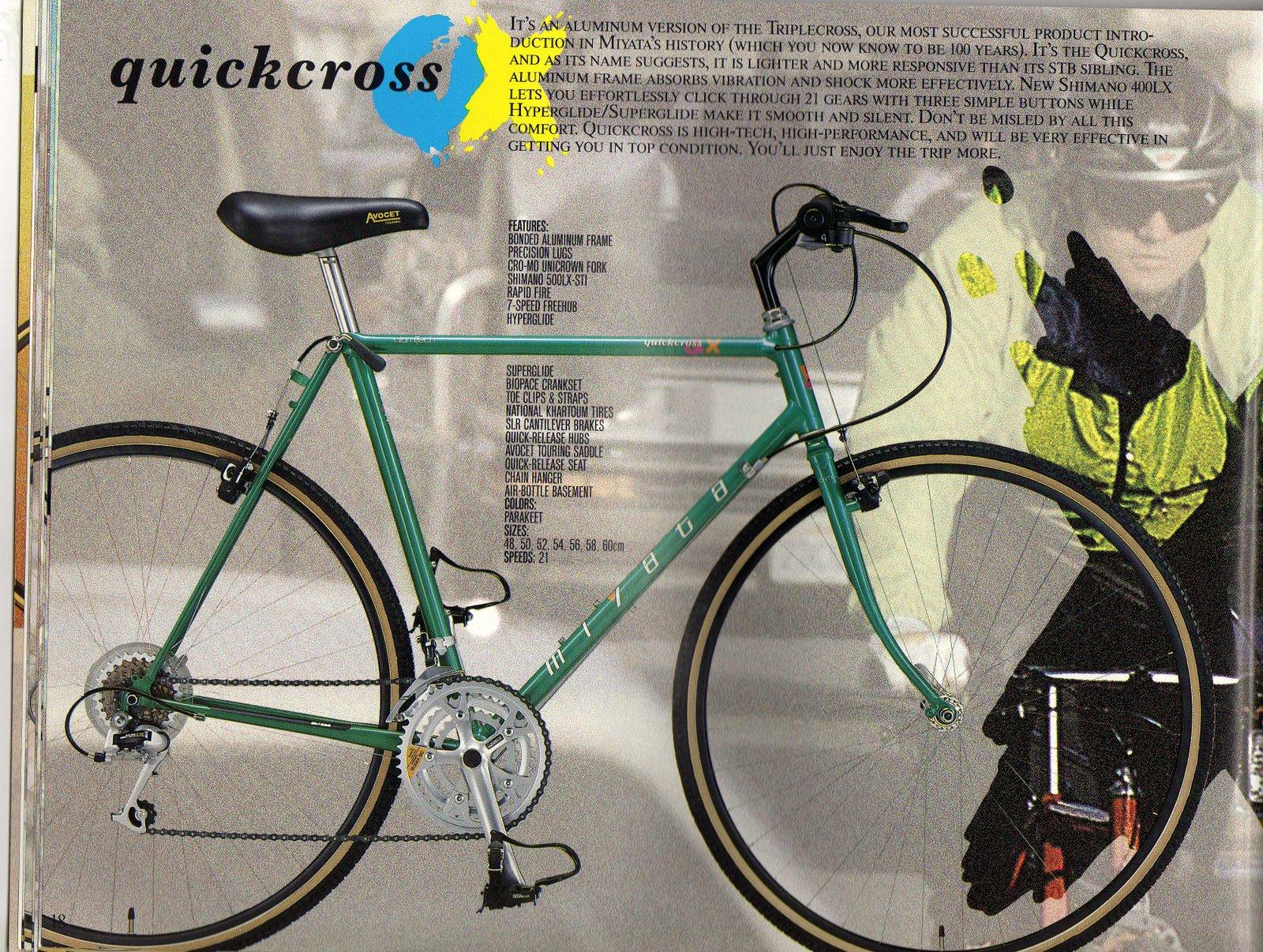 Miyata Quickcross Bike Forums