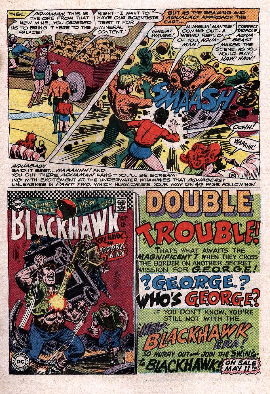 Read online Aquaman (1962) comic -  Issue #34 - 11