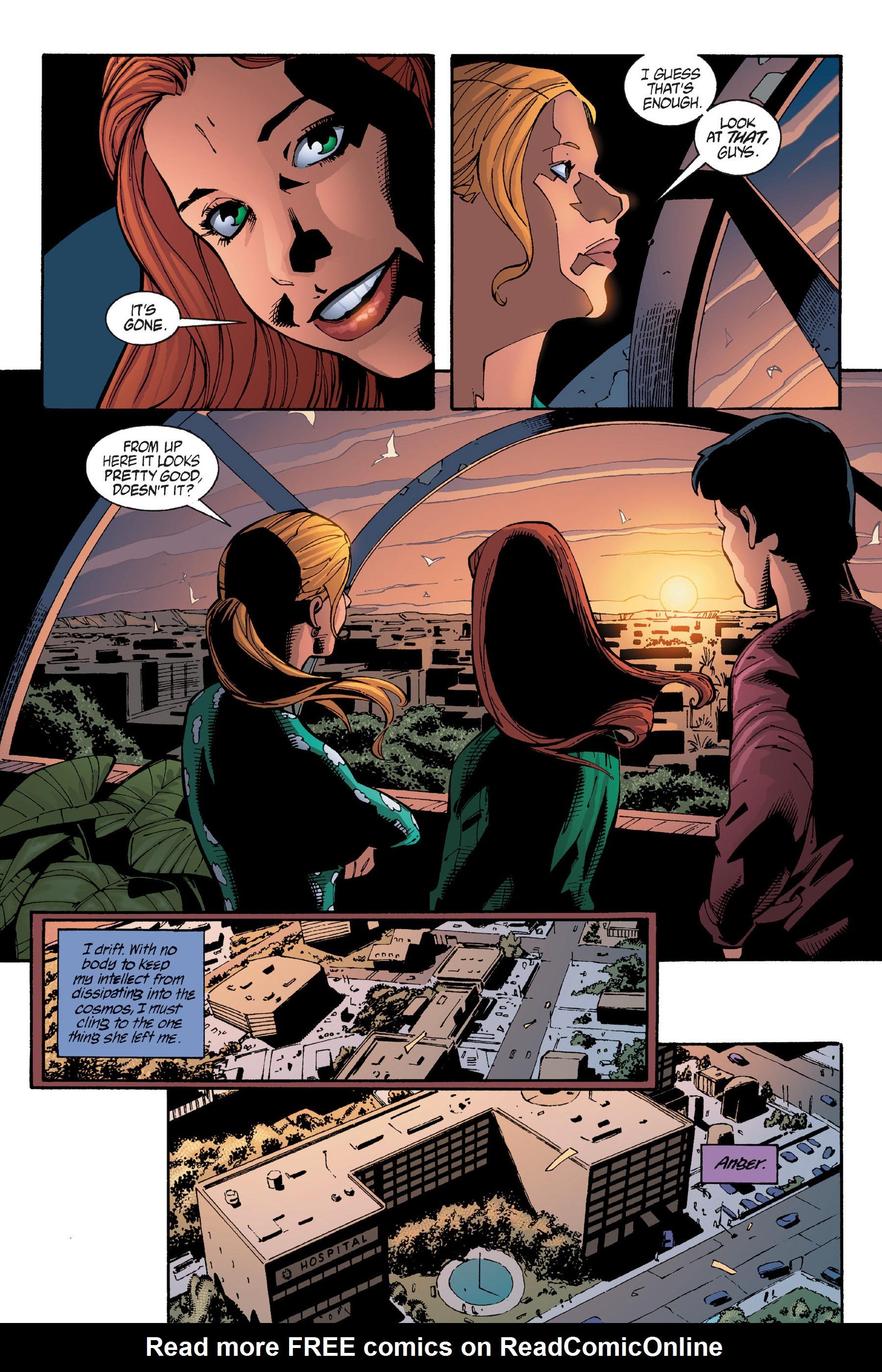 Read online Buffy the Vampire Slayer: Omnibus comic -  Issue # TPB 5 - 96
