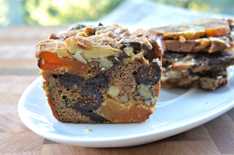 Fruit Cake Recipe Loaf Pan: Seasaltwithfood: Dried Fruits And Nuts Loaf