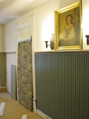 Painting Beadboard Paneling 4x 8knotty Pine Beadboard