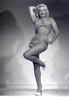 The Evening Class: NOIR CITY 8: CLEO MOORE—The Swimsuit