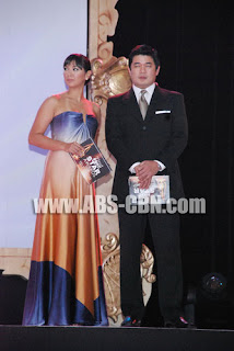 Ms Pinky Webb Mr Edu Manzano The Pmpc Star Awards For Television 2008