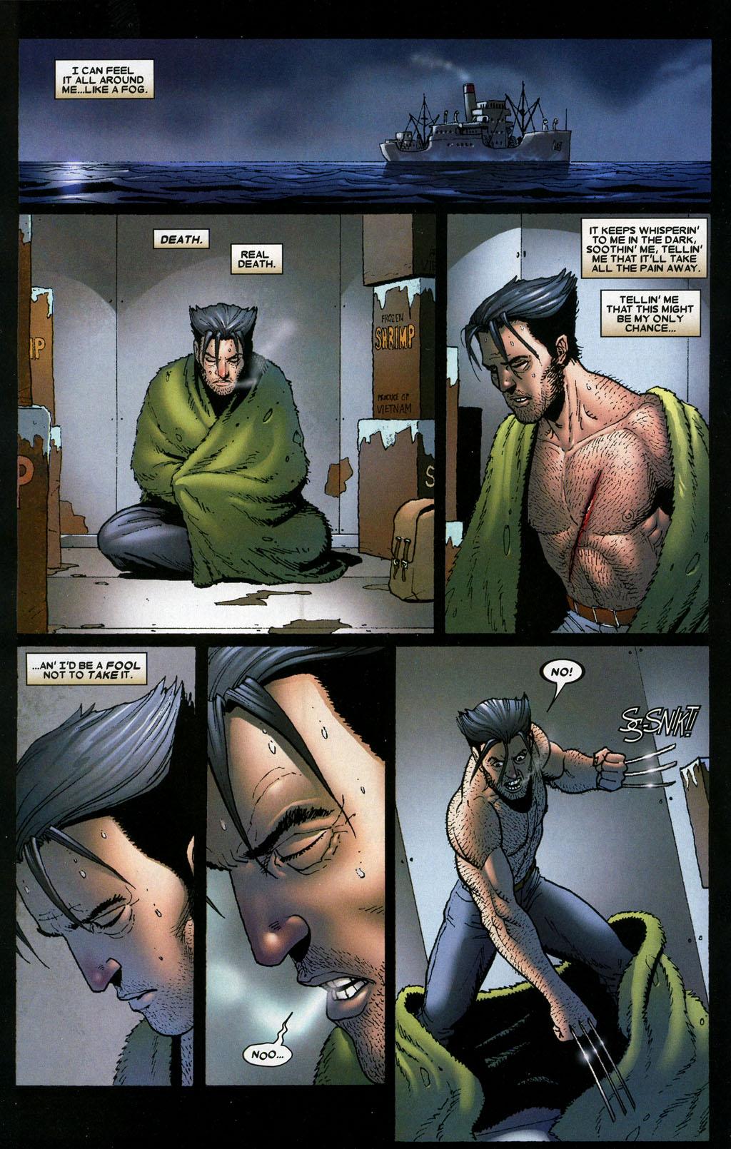 Read online Wolverine: Origins comic -  Issue #6 - 3