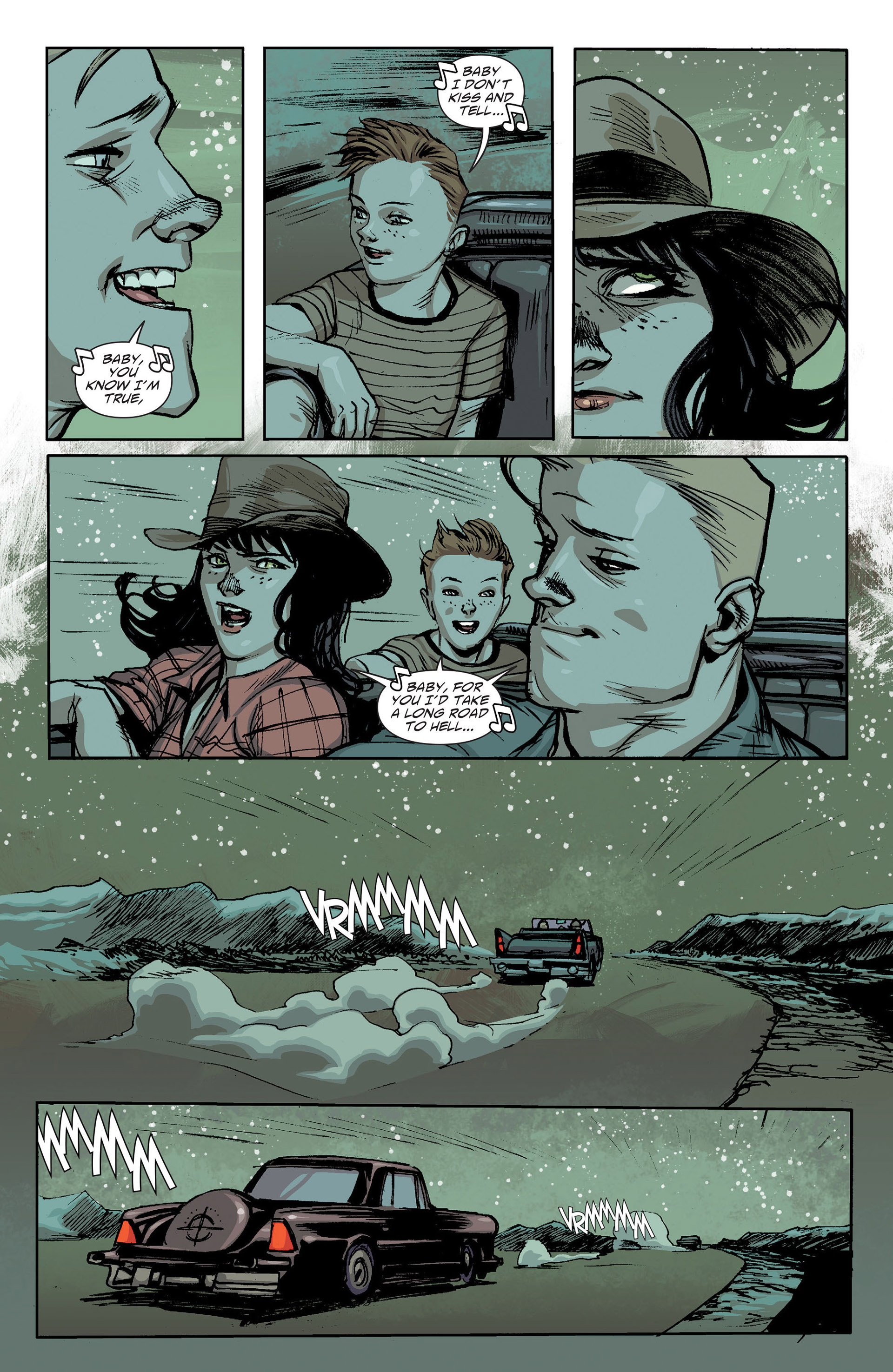 Read online American Vampire: The Long Road To Hell comic -  Issue # Full - 29