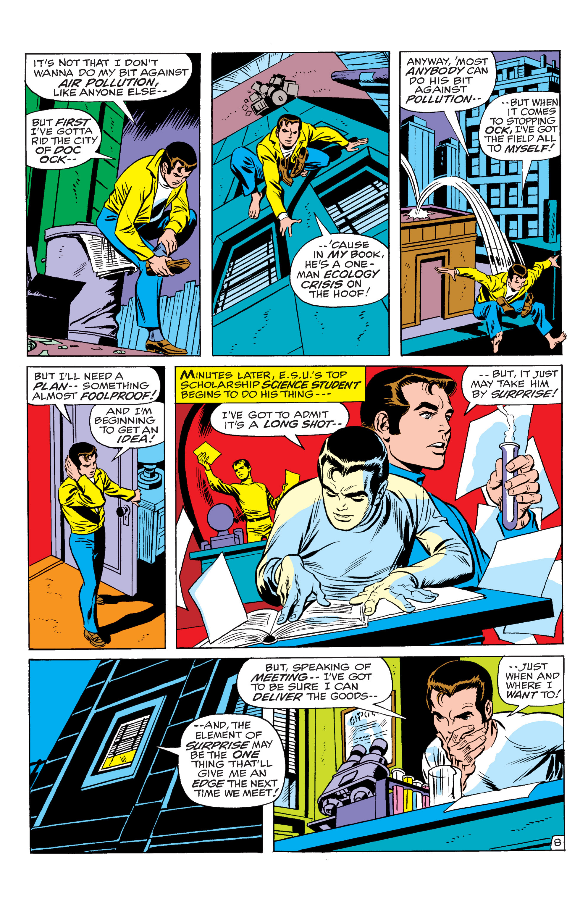 The Amazing Spider-Man (1963) 90 Page 8