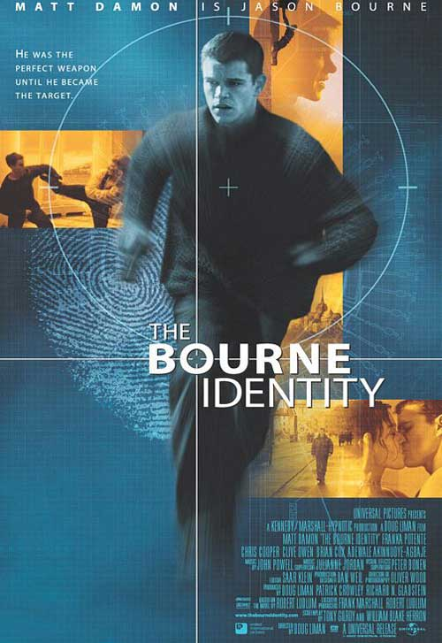 Saya Review Review The Bourne Identity 2002