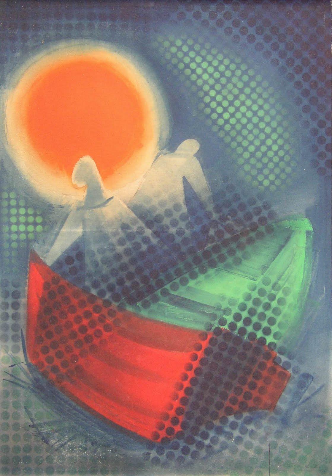 Pintura : Angel medina
