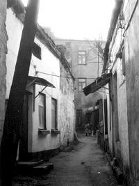 Почтовый переулок в Керчи