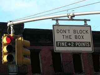Don't Block the Box