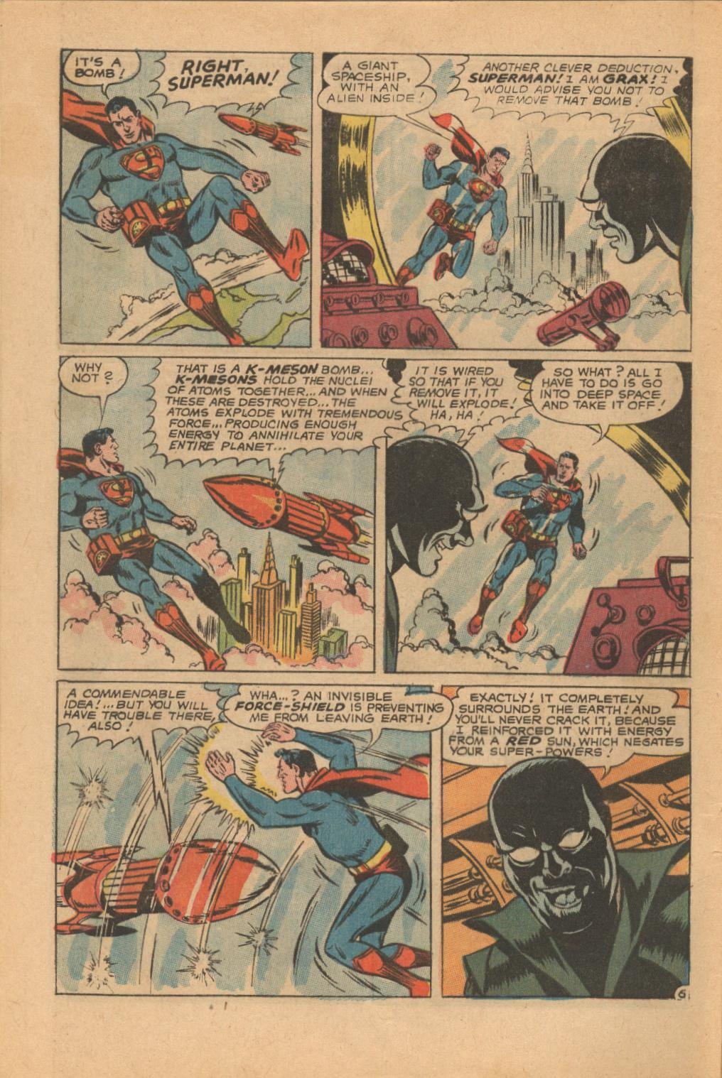 Read online Action Comics (1938) comic -  Issue #342 - 8