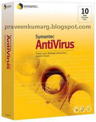 Symantec antivirus corporate edition for vista.