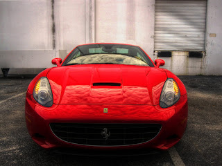 Ferrari 599 California