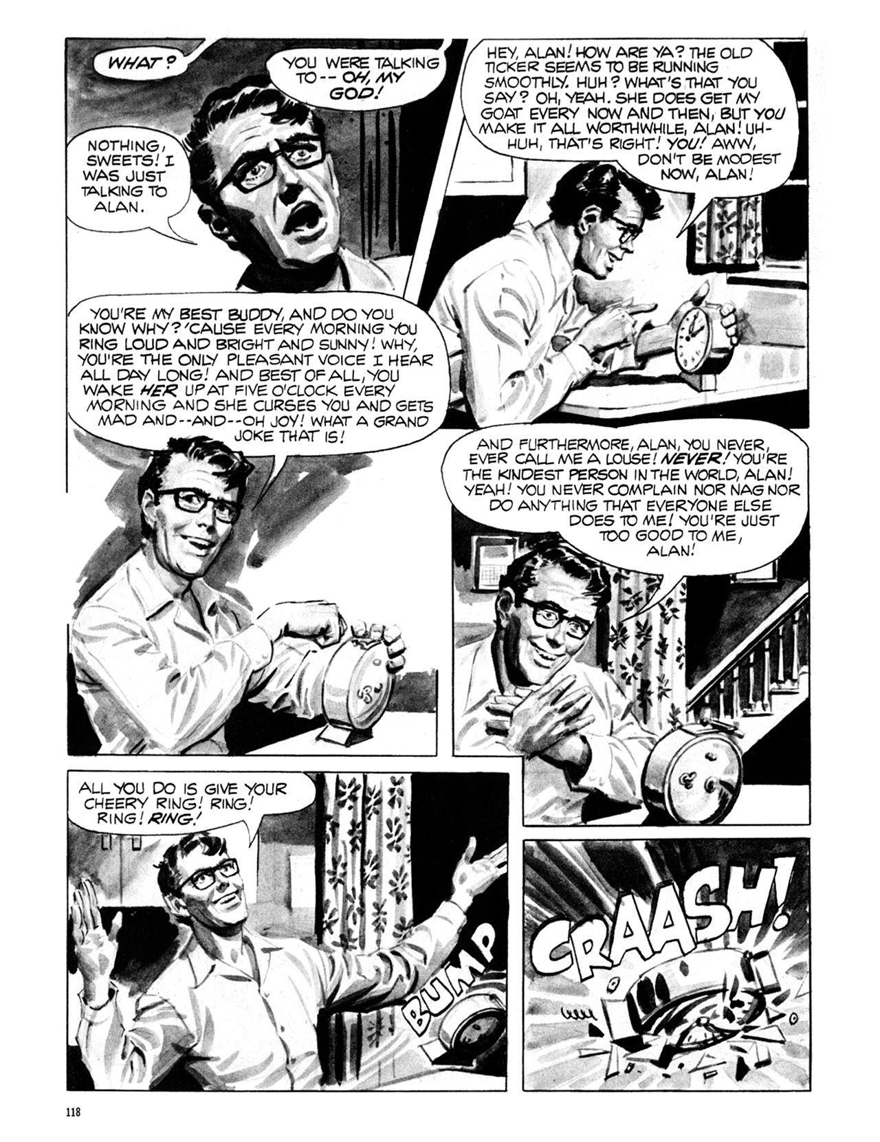 Read online Eerie Archives comic -  Issue # TPB 9 - 119