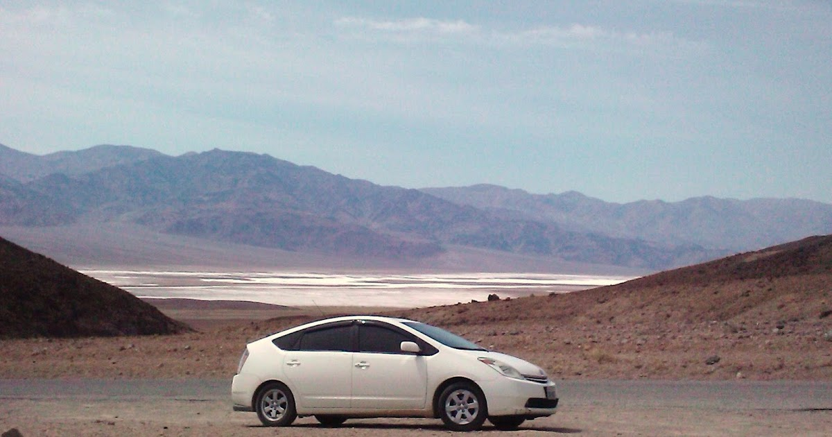 Suanne Online: Why a Prius?