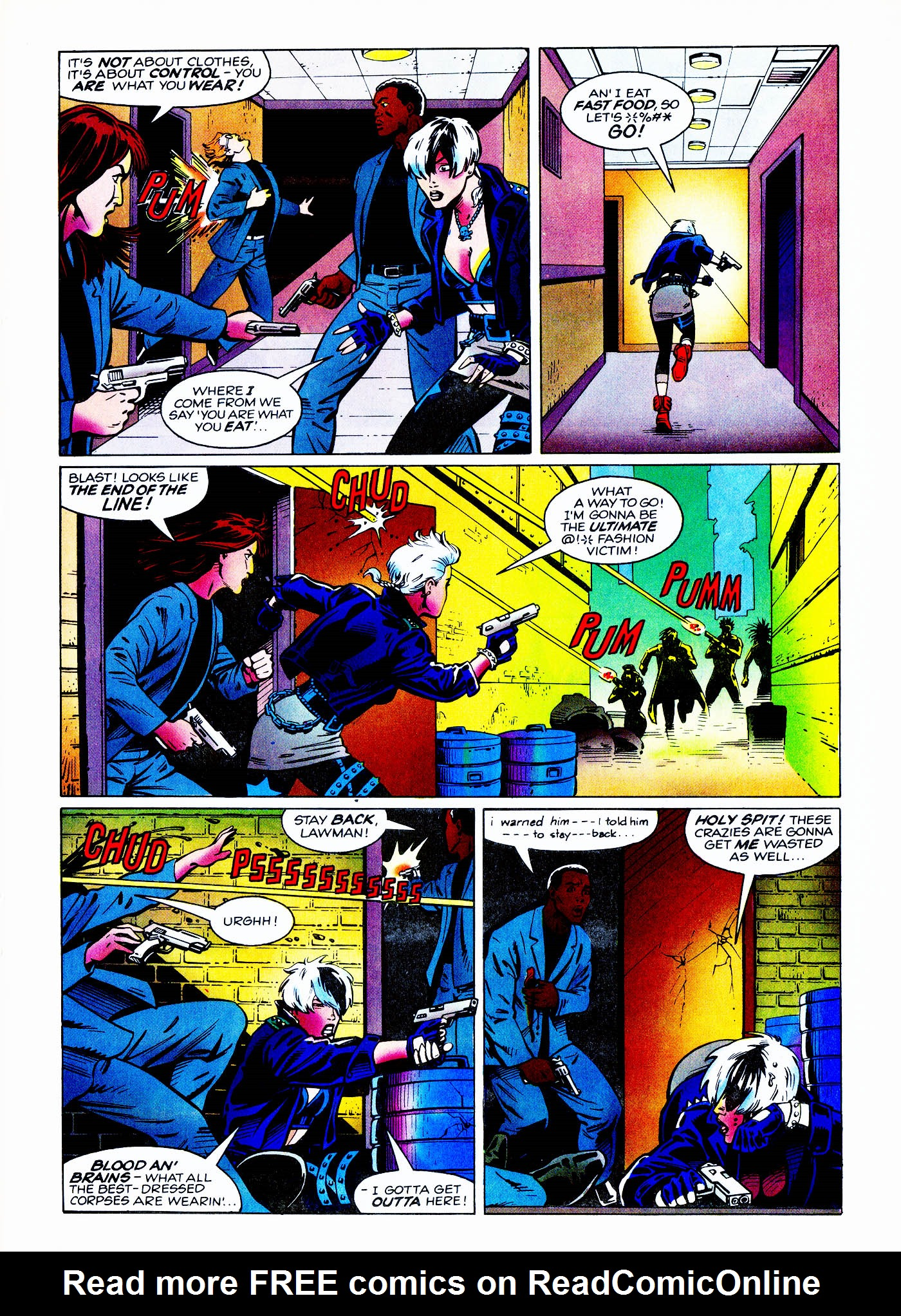 Read online Overkill comic -  Issue #2 - 27