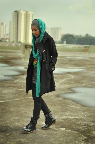 Muslimchicsfashionmanuscript Yuna Zarai Kool Young