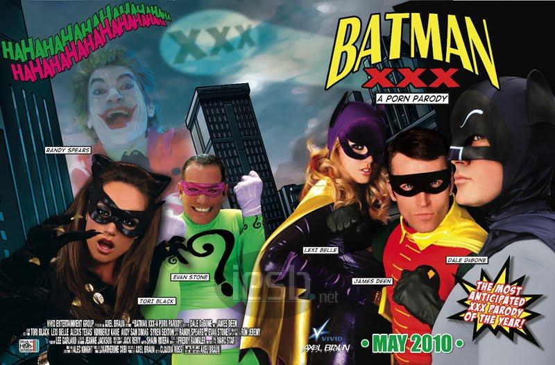 Batman Xxx A Porn Parody