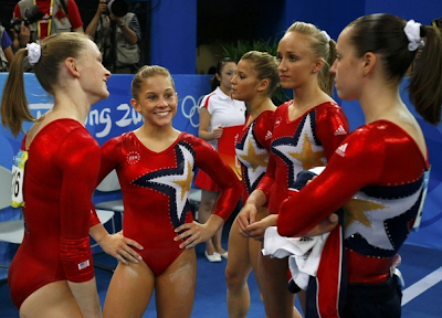 Admirable In Pictures Bad Gymnastics Hair The Huffington Post Short Hairstyles For Black Women Fulllsitofus